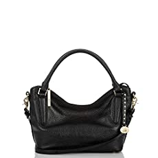 Small Norah Hobo Bag<br>Black Nepal