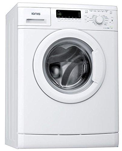 Ignis LEI1290 Libera installazione Caricamento frontale 9kg 1200RPM A+++ Bianco lavatrice