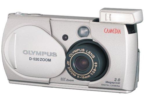 Olympus Camedia D-520
