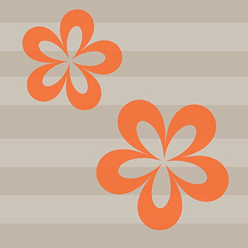 Sweet Potato Flower Wall Decals