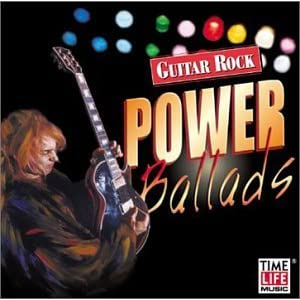 Amazon.com: Various Artists: Guitar Rock: Power Ballads: Music