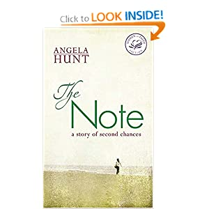 """The Note"" by Angela Hunt :Book Review"
