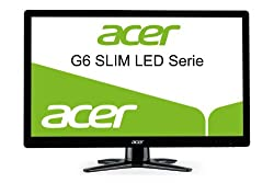 Acer G246HLABD - Monitor LCD con retroiluminación LED, Full HD, 24 pulgadas, 100000000:1, 16:9, 5 ms