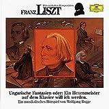 echange, troc Quadflieg, Accardo, Argerich - Liszt, F.