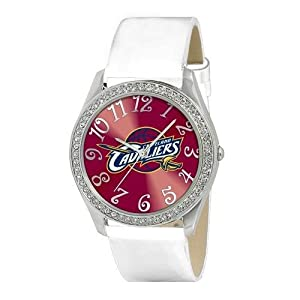Cleveland Cavaliers Ladies Watch - Designer Diamond Watch by Game Time