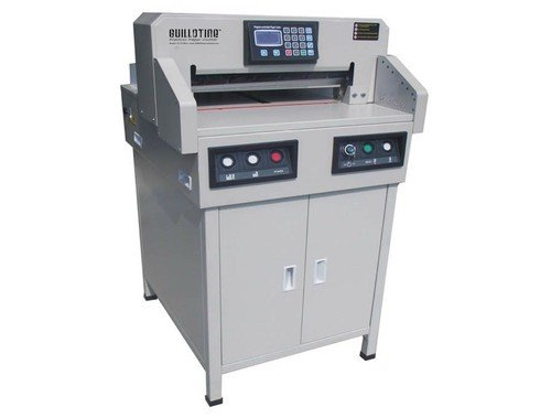 """New 19"""" Heavy Duty Electric (Trademarked) Guillotine Stack Paper Cutter"""