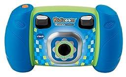 VTech Kidizoom Camera Connect, Blue (Frustration Free Packaging)