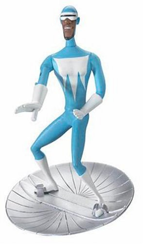 Frozone Incredibles Ally Pixar Character Profile
