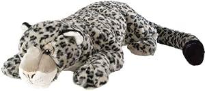 Cuddlekins Snow Leopard 30-Inch