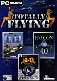 Totally Flying Compilation - B17 Flying Fortress, Falcon 4 & European Air War