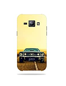 alDivo Premium Quality Printed Mobile Back Cover For Samsung Galaxy J1 / Samsung Galaxy J1Printed Mobile Covers (MKD333)