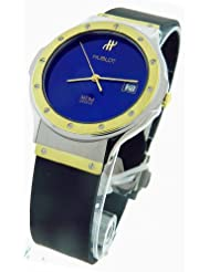 Men's Hublot Classic 1525.700E.2 18K Yellow Gold & Steel Date Watch