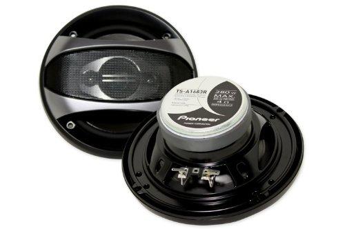 Pioneer Tsa1683 560 Watt 4 Way Car Stereo Speakers