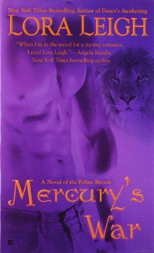 Mercury's War (Breeds, Book 16)