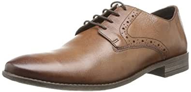 Clarks Chart Walk, Chaussures de ville homme - Marron (Tan Antique), 39.5 EU (6 UK)