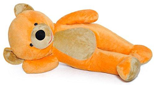 Riesen Teddybär Plüschbär Stofftier rostrot