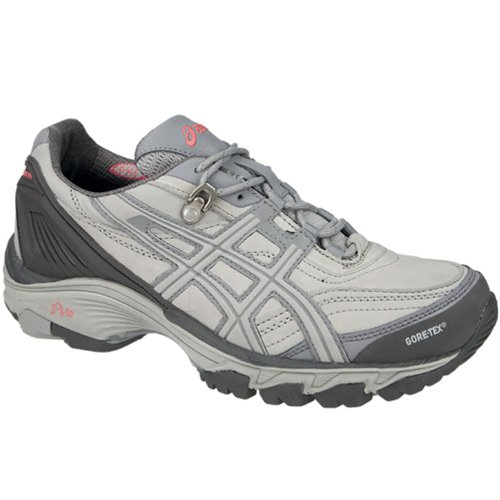 New Asics Gel Arata GTX Womens Walking Trainers - Grey - SIZE UK 8.5