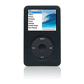 Marware Sport Grip Case for 80/120 GB iPod classic 6G (Black)
