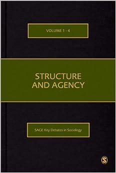 Structure-agency debate