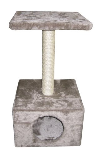 Cat Tree Condo Scratcher House Post Pet Furniture 1211