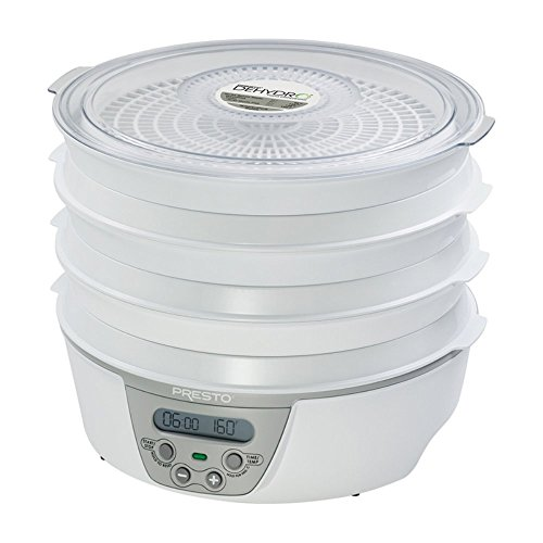 Sale!! Presto 06301 Dehydro Digital Electric Food Dehydrator