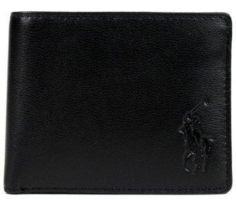 Ralph Lauren , Portafogli  nero