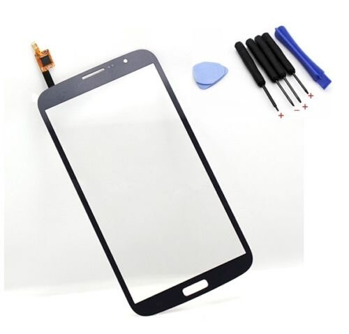 Touch Screen Digitizer Glass Lens Repair For Samsung Galaxy Mega 6.3 I9200+Tools