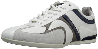 Hugo Boss Men's Fashion Sneakers Seamon Shoes (10, Natural)