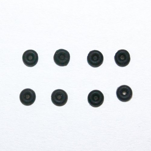 O-Ring Set (8pcs) for eFly mDX186 RC Heli - 1