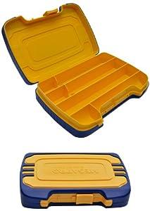 Megapro 6KITCASE Plastic Tool Case for MegaPro Screwdrivers, Tips and