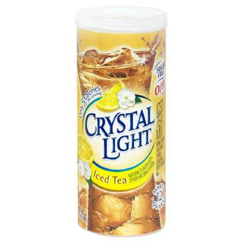 buy crystal light iced tea 1 4 ounce unit pack of 4. Black Bedroom Furniture Sets. Home Design Ideas