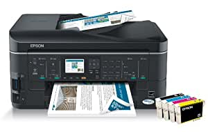 Epson Stylus Office BX625FWD WiFi-Multifunktionsgerät (4 in 1, Drucker, Scanner, Kopierer, Fax)