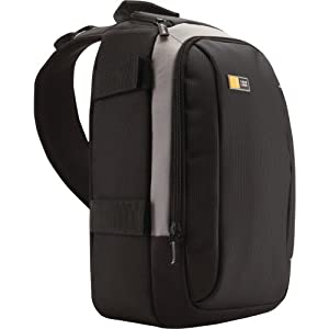 Case Logic TBC-310 SLR Sling for Camera (Black)