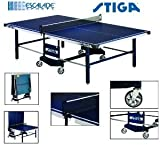 Escalade Sports T8502 Stiga Table Tennis Table (Call 1-800-398-7625 to order)