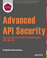 Advanced API Security Front Cover