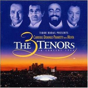 Various - The Three Tenors In Concert 1994 (Carreras, Domingo, Pavarotti) - Zortam Music