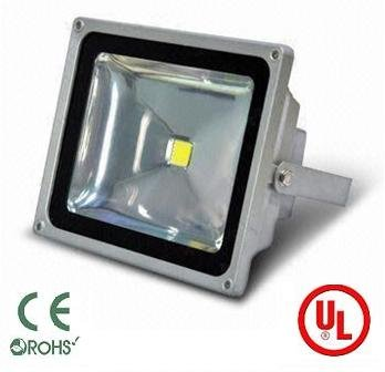 Glb Led Highpower 50W Flood Light Wall Wash Garden And Outdoor Lighting, Cool White