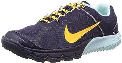 Nike Women s Zoom Wildhorse Running Shoe Purple Dynasty/Lsr Orange/Tl Tnt 6.5 B(M) US