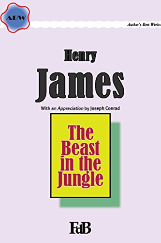essays on the beast in the jungle Free essay: comparing and contrasting jewett's sylvy in a white heron with may bartram of james's the beast in the jungle proves to.