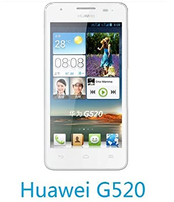 Huawei Ascend G520 Dual-sim Quad Core1.2ghz 5mp Android 4.1 Smartphone G510