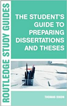 Surviving Your Dissertation: A Comprehensive Guide to Content and