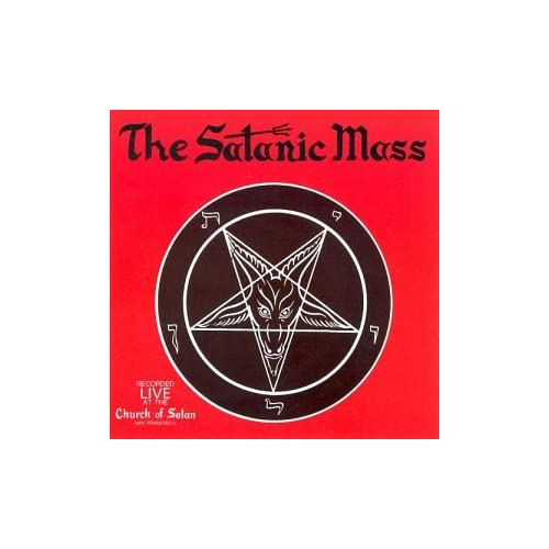 Anton LaVey   The Satanic Mass preview 1