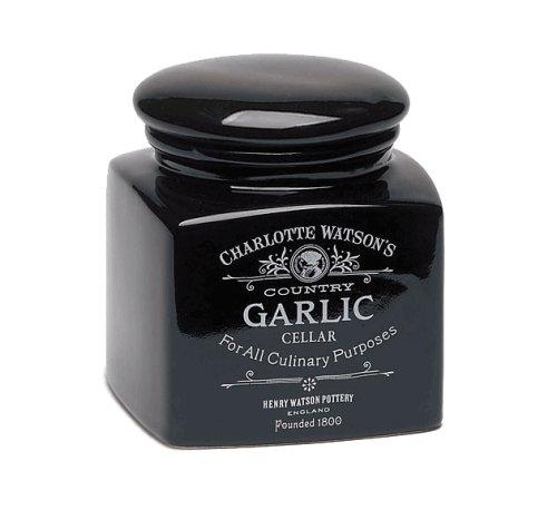 Charlotte Watson Garlic Cellar - Black