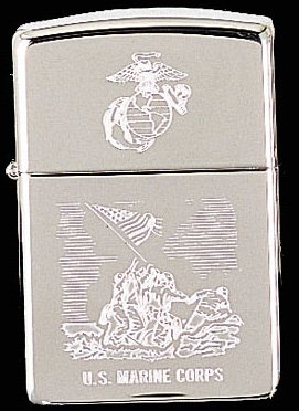 U.S. Marine Corps Zippo Lighter - Buy U.S. Marine Corps Zippo Lighter - Purchase U.S. Marine Corps Zippo Lighter (Zippo, Zippo Accessories, Zippo Mens Accessories, Apparel, Departments, Accessories, Men's Accessories)