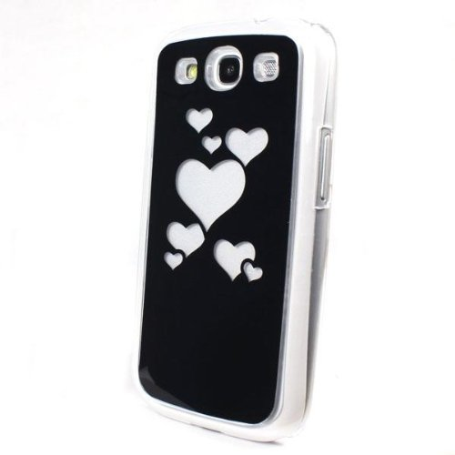 Bluesky Beautiful Flash Light Led Changing Case Cover For Samsung Galaxy S3 I9300 (Love)