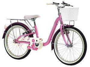 Monty - Vélo 20 pouces Fille MONTY CITY 2 (Rose)