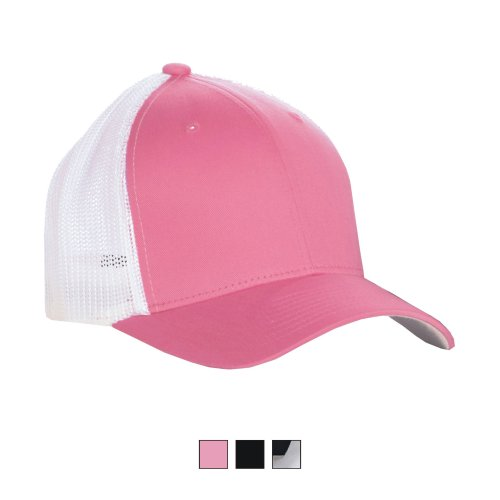 Yupoong Flexfit Twill/Mesh Cap - (0770YU) - Buy Yupoong Flexfit Twill/Mesh Cap - (0770YU) - Purchase Yupoong Flexfit Twill/Mesh Cap - (0770YU) (Yupoong, Yupoong Hats, Womens Yupoong Hats, Apparel, Departments, Accessories, Women's Accessories, Hats)