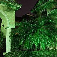 Color Laser Light Projector - Improvements