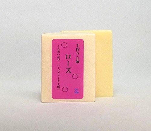 GHーLabo ローズ手作り石鹸
