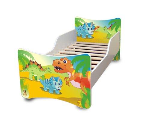 BEST FOR KIDS LIT POUR ENFANT 80x200 - DINO + GRATUIT